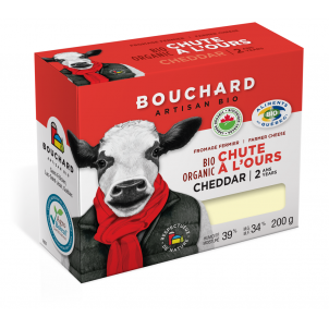 Fromage Chute à l'ours (2 ans)